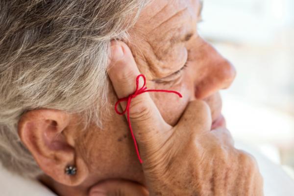 Риск деменции Телепсихолог